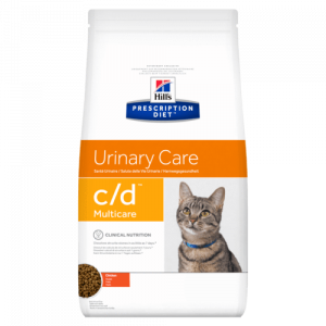 Hill's - Prescription Diet Feline - c/d Pollo - 1,5 kg