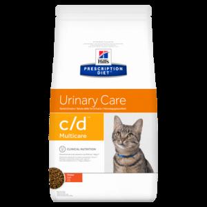 Hill's - Prescription Diet Feline - c/d - Pollo - 5 kg