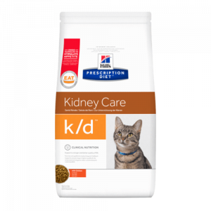 Hill's - Prescription Diet Feline - k/d Pollo  - 5 kg
