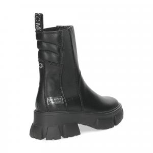 Steve Madden Transam black leather-5