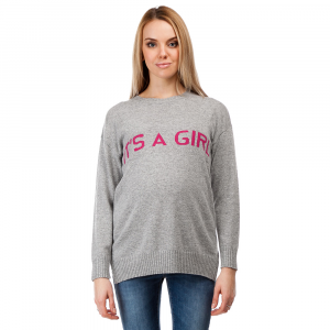 Maglia Meribel It's a Girl
