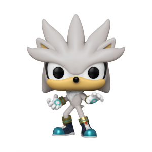 *PREORDER* Sonic the Hedgehog POP! Vinyl Figure: SILVER THE HEDGEHOG - SONIC 30th by Funko