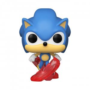 *PREORDER* Sonic the Hedgehog POP! Vinyl Figure: RUNNING SONIC - SONIC 30th by Funko