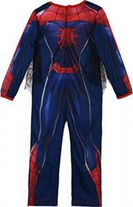 Costume Spiderman Bambino Mis. 3 4 6 8