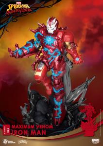 *PREORDER* D-Stage Maximum Venon: IRON MAN by Beast Kingdom
