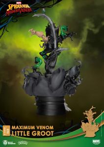 *PREORDER* D-Stage Maximum Venon Statua: LITTLE GROOT by Beast Kingdom