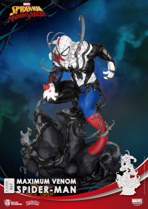 *PREORDER* D-Stage Maximum Venon: SPIDER-MAN by Beast Kingdom