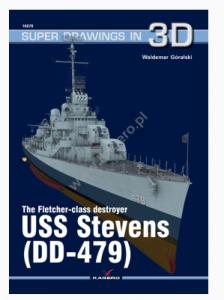 USS Stevens (DD-479)