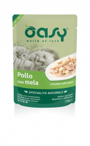 OASY UMIDO NATURALE GATTO IN SOFT GEL - 6 BUSTE - VARI GUSTI