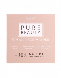Pure Beauty Mosaic Face Powder | Terra viso naturale