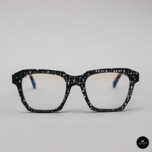 Dandy's eyewear Fobico, pixel nero limited ed.