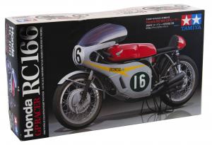 Honda RC166 GP Racer Kit 1/12