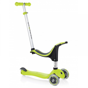 Monopattino GO UP SPORTY Globber Lime Green