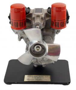 Ferrari 250GT GT 1/3 Engine Scale Terzo Dalia