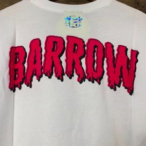Maglia Barrow Jersey Fiamme Unisex Bianco