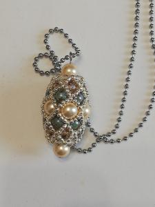 Pendentif fait main | bijoux fantaisie artisanaux en ligne