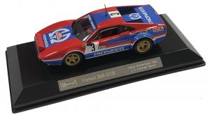 Ferrari 308 GTB Rallye Monte Carlo 1982 1/43 scale model