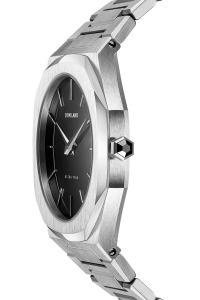 D1 Milano Ultra Thin Bracelet 40 mm Silver – UTB01