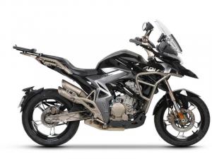 406306120 PIASTRA PORTA BAULETTO MOTOCICLI ZONTES T 310 SHAD
