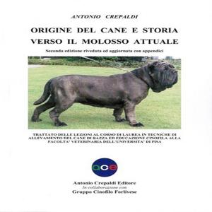 Origine del cane e storia verso il molosso attuale  Antonio Crepaldi
