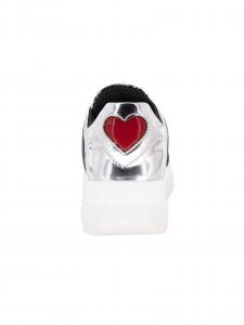 Sneakers Love Moschino JA15565G0BJJ190B Argento