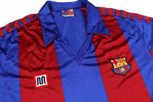 1982-89 Barcelona Maglia Home Meyba XL (Top)