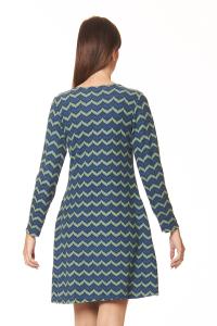 Vestito corto Controcorrente | abbigliamento invernale online