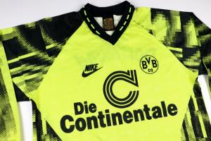 1992-93 Borussia Dortmund Maglia Home M (Top)