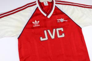 1988-90 Arsenal Maglia Home L