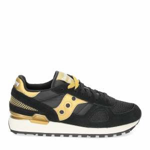 Saucony Shadow Original black gold-2