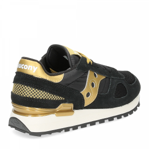 Saucony Shadow Original black gold-5