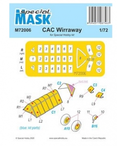 CAC Wirraway Mask