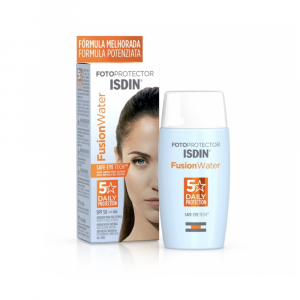 FOTOPROTECTOR FUSION WATER - FOTOPROTETTORE VISO ISDIN