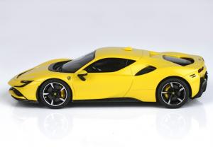 Ferrari SF90 Stradale Giallo Modena 1/43