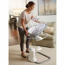 Altalena All Ways Soother Horizon Grigio Graco