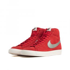 Nike Blazer Mid 77 Red-Grey da Uomo