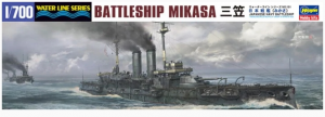 IJN Battleship Mikasa