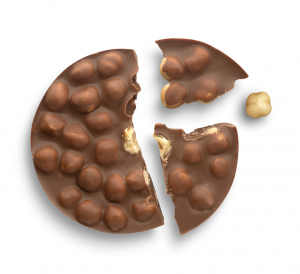 Ruota Nocciolata al Latte (80 g)