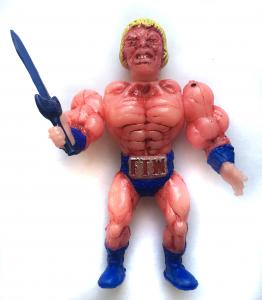 Musculoids figure: Duke Bozark