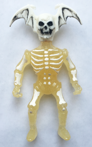 Musculoids figure: White Cyclone Skeletoid