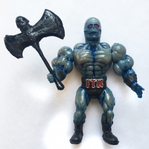 Musculoids figure: Lord Massive Unmasked 2020
