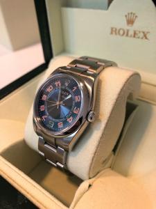 Oro0logio secondo polso Rolex Air King