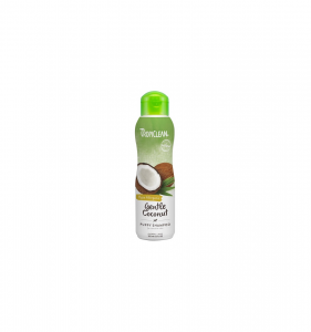 TROPICLEAN GENTLE COCONUT SHAMPOO PER CANI IPOALLERGENICO 355 ml