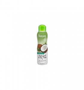 TROPICLEAN OATMEAL MEDICATED SHAMPOO PER CANI COCCO E AVENA 355 ml