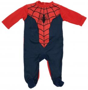Tutina Spiderman neonato misura da 6 mesi da 24 mesi