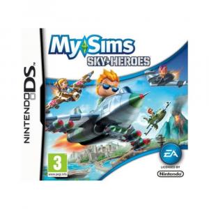 MySims Sky Heroes - USATO - NintendoDS