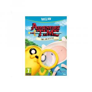 Adventure Time: Finne Jake Detective - USATO - WiiU