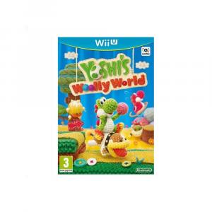 Yoshi's Woolly World - USATO - WiiU