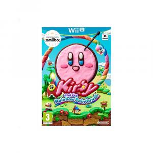 Kirby e il pennello arcobaleno - USATO - WiiU