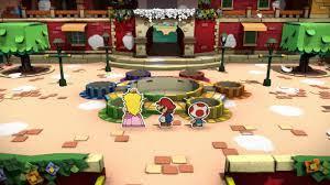 Paper Mario: Color Splash - USATO - WiiU